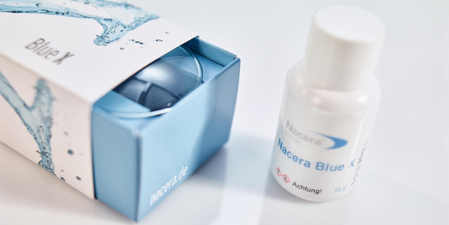 Nacera® Blue X